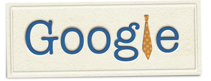 Google Logo: Happy Father's day in Uruguay !